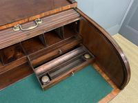 Georgian Mahogany Double Sided Tambour Roll Top Desk (15 of 26)