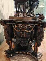 Superb Quality & Unusual French Clock Garniture (8 of 19)
