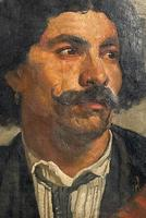 English Oil Portrait of Male (3 of 5)