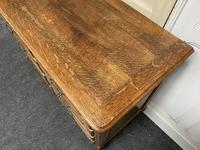 Stylish French Oak Chest of Drawers (11 of 18)