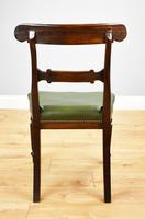 Set of 4 William IV Mahogany Dining Chairs (7 of 10)