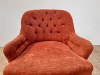 Victorian walnut easy chair (7 of 7)