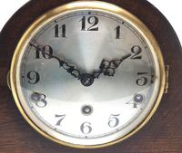 Napoleon Hat Shaped Mantel Clock – Musical Westminster Chiming 8-day Mantle Clock (5 of 10)