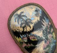 Luminous Hand Painted, Signed Mirror (3 of 4)