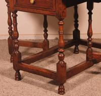 Gateleg Table in Oak -18th Century (9 of 11)