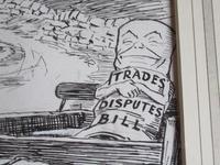 Bernard Partridge, Original Pen & Ink Drawing, Political Cartoon for Punch, 1906 (5 of 6)