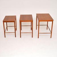 Danish Vintage Teak Nest of Tables by Grete Jalk (5 of 11)