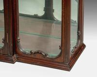 Late 19th Century Hanging Display Cabinet (6 of 6)