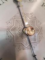 Superb Antique Rosewood Sheraton Inlaid Barometer (7 of 7)