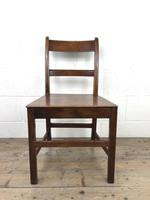 Pair of Antique Welsh Oak Farmhouse Chairs (10 of 17)
