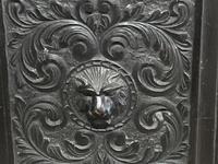 Victorian Oak Linen Chest (4 of 17)