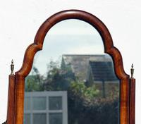 19th Century Victorian Queen Anne Style Dressing Table Mirror (4 of 18)