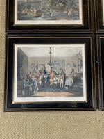 Set of Four 19th Century Hunting Prints (3 of 6)