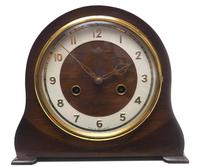 Very Good Arched Top Art Deco Mantel Clock – Smiths Striking 8-day Mantle Clock
