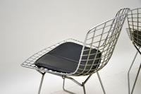 Pair of Vintage Wire Chairs by Harry Bertoia (9 of 10)