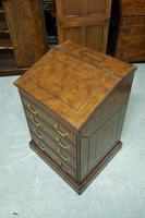 Maitland Smith Leather Davenport Desk (4 of 12)