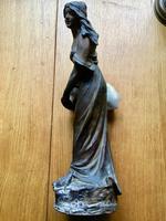 19th Century Italian Antique Grand Tour Terracotta Figurine (4 of 6)