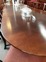 Extendable Oak Dining Table (4 of 6)