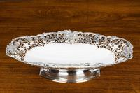 A Quite Exceptional Silver Dish on a Footed Rim (5 of 6)