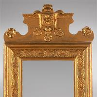 Good Sized Swedish 19th Century Empire Style Mirror (2 of 3)