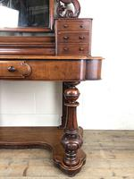 Victorian Mahogany Duchess Dressing Table (16 of 21)