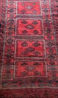 Handmade Persian Baluch Rug (3 of 14)