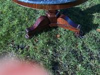 Flame mahogany Gueridon or centre table (4 of 7)