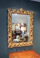 Fine Early Victorian Antique Timber Gilt Mirror (3 of 7)