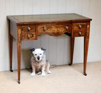 Inlaid Rosewood Writing Desk (3 of 11)