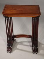 Attractive Early 20th Century Quartetto of Occasional Tables (2 of 4)