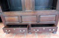 Country Oak Press Cupboard 1730 (8 of 10)
