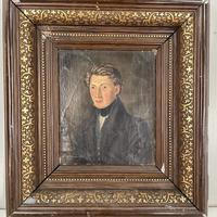 Antique Belgian Flemish Oil Painting Portrait of Polydoor Lippens (3 of 10)