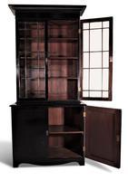English Ebonised Bookcase (3 of 5)