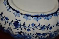 18th Century Derby Blue & White Chinoiserie Sauce Boat (4 of 12)