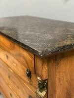 French Empire Commode with Marble Top (3 of 12)
