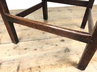 Set of Six 19th Century Welsh Oak Farmhouse Chairs (5 of 14)