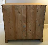 Stripped Pine Chest of 3 Drawers (3 of 8)