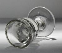 Victorian Hand-blown Ovoid Bowl Penny Lick (2 of 3)