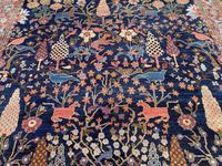 Antique Armanibaff Carpet (4 of 14)