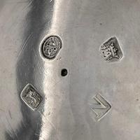 Antique George II Sterling Silver Pint Mug London 1728 Edward Vincent (7 of 7)