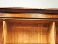 Victorian Mahogany Open Bookcase (11 of 11)