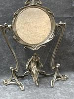 French Art Nouveau Mirror (2 of 13)