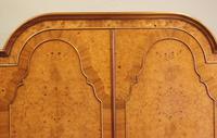 Quality Burr Walnut Double Wardrobe c.1930 (5 of 14)