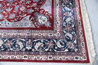 Large Quality Esfahan Rug (4 of 13)