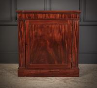 Figured Mahogany Side Cabinet (3 of 10)