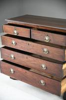 19th Century Mahogany Chest of Drawers (7 of 12)