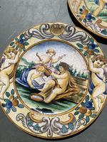 Trio of Urbino Plates (3 of 9)