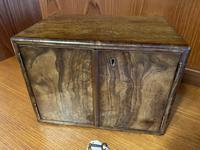 Walnut Jewellery / Table Box