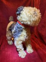 Steiff Classic 1935 Fellow Terrier with Original Tag, Button in Ear & Carrier Bag (2 of 11)