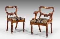 Set of Eight Regency Period Dining Chairs (2 of 5)
